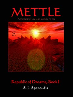 Mettle: A moment for you is an eternity for me (The Republic of Dreams Book 1)