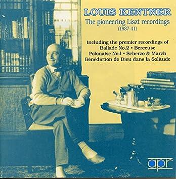 The Pioneering Liszt Recordings (Recorded 1937-41)