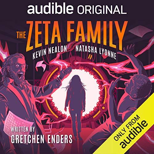 The Zeta Family audiobook cover art