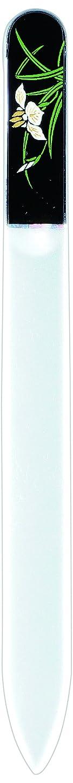 ハードウェア電信アソシエイト橋本漆芸 ブラジェク製高級爪ヤスリ 五月 菖蒲 紙箱