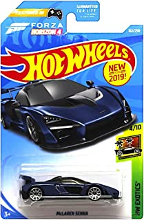 Hot Wheels McLaren Senna HW Exotics Diecast Vehicle 1:64 Scale