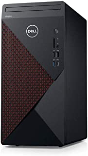 Dell Vostro 5090 Business Tower Desktop Computer_ Intel Hexa-Core i5-9400 up to 4.1GHz_ 32GB DDR4 RAM_ 1TB PCIe SSD_ DVDRW...