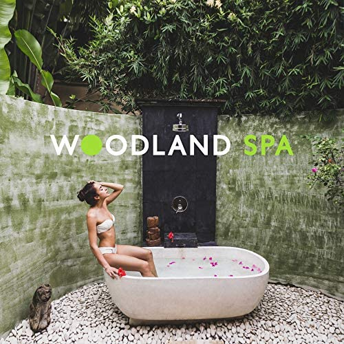 Relaxing With Sounds of Nature and Spa Music Natural White Noise Sound Therapy, Green Nature SPA, Relaxing Spa Music