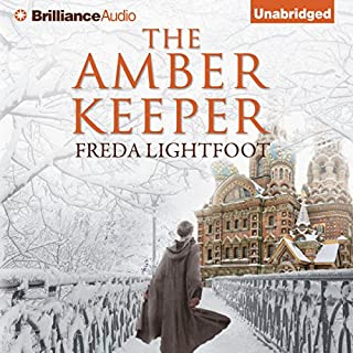 The Amber Keeper cover art