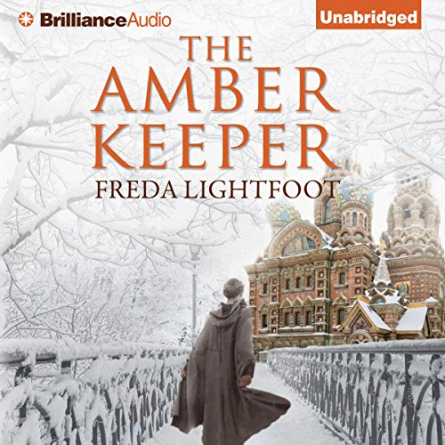 The Amber Keeper Titelbild