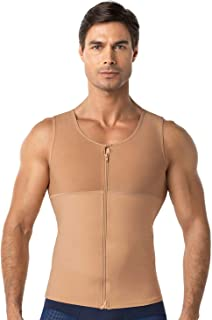 06b8fd6e9b Leo Men s Abs Slimming Body Shaper with Back Support