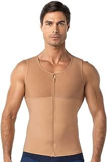 leo upper body full compression men's shaper