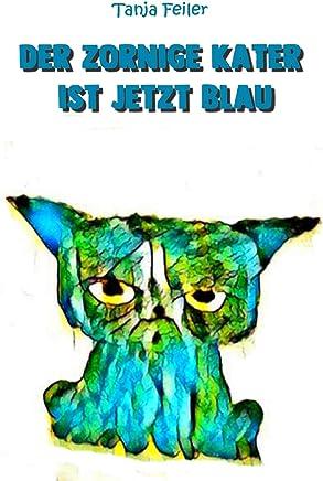 Der zornige Kater ist jetzt blau: Bilderbuch für Kinder