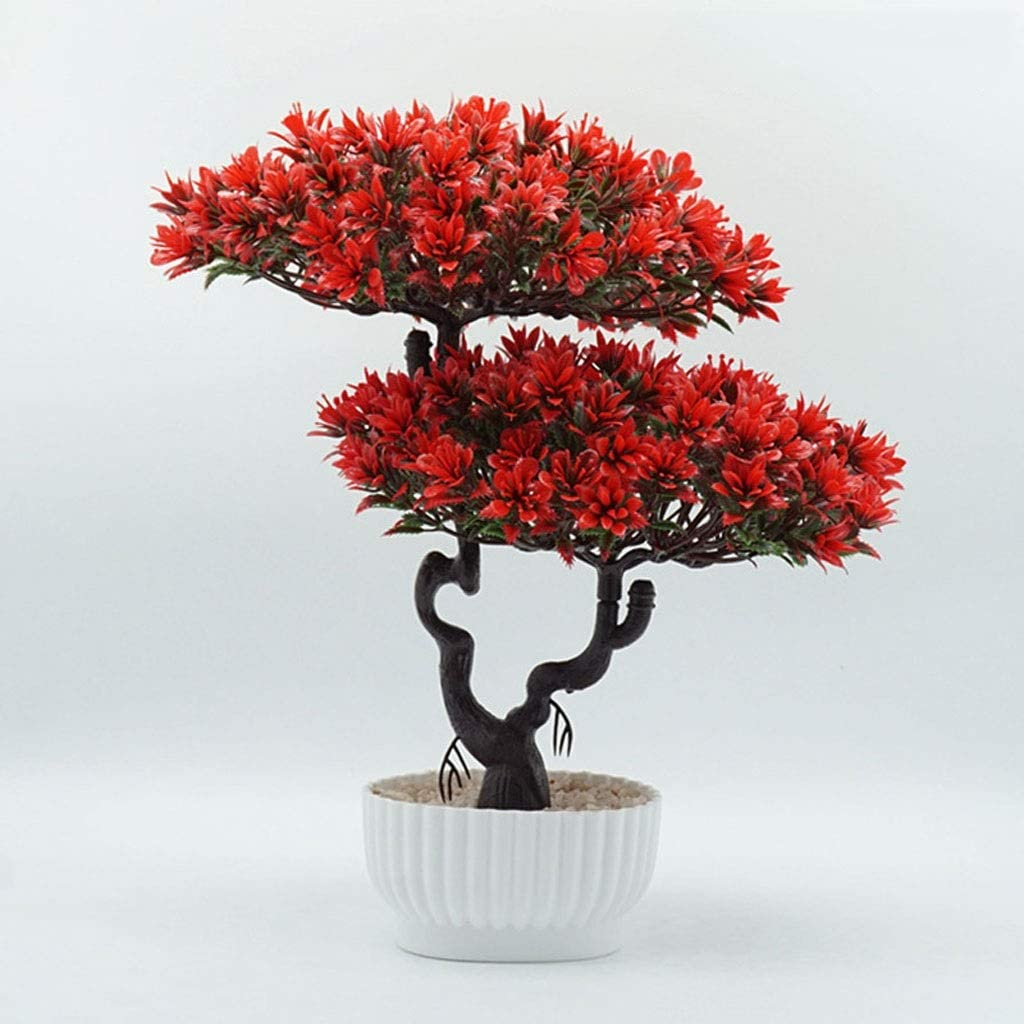 Artificial Plants Ranking TOP20 Fake Bonsai 2021 spring and summer new Sim Welcoming Pine Tree