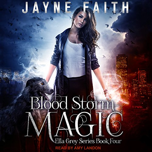 Blood Storm Magic cover art