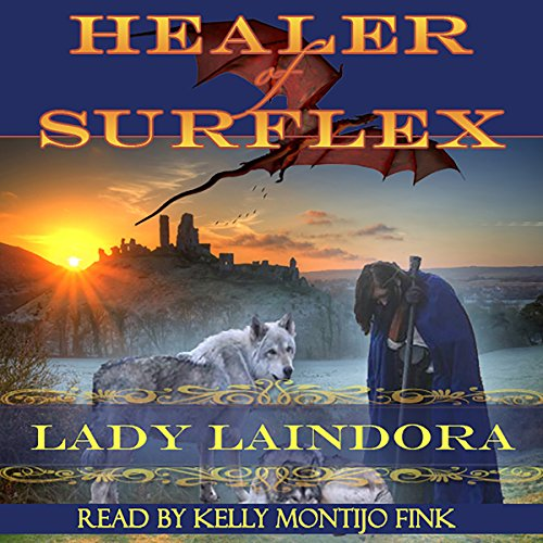 Healer of Surflex audiobook cover art