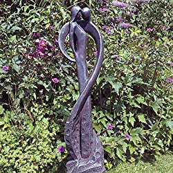 contemporary garden ornament