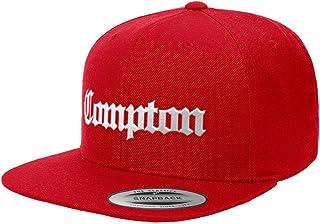 7d9f1c4ab Amazon.com: Compton Snapback Hat