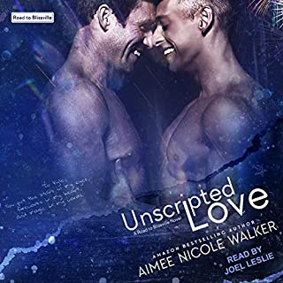 Unscripted Love     Road to Blissville Series, Book 1              De :                                                                                                                                 Aimee Nicole Walker                               Lu par :                                                                                                                                 Joel Leslie                      Durée : 8 h et 31 min     Pas de notations     Global 0,0