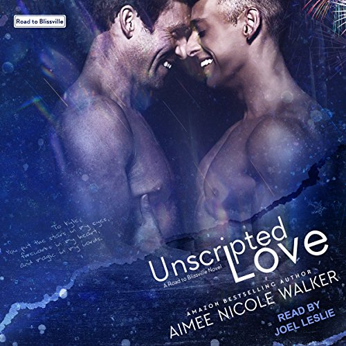 Unscripted Love audiobook cover art