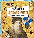 C'est pas sorcier Léonard de Vinci - boîte avec accessoires (Kits et coffrets Docu)