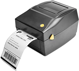 Immuson Label Printer 4x6 Direct Thermal Label Marker - Commercial Grade USB Destop Printer - Compatible with Amazon, Ebay...