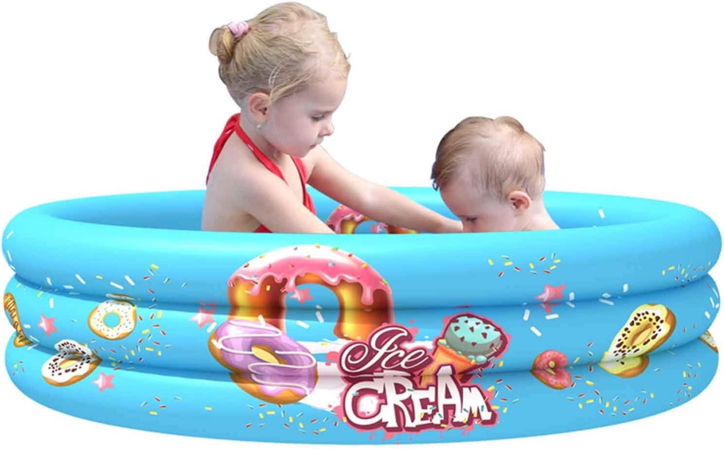 NANZ Inflatable Swimming Pool Family up Many popular brands Blow Ki Max 65% OFF for Kiddie