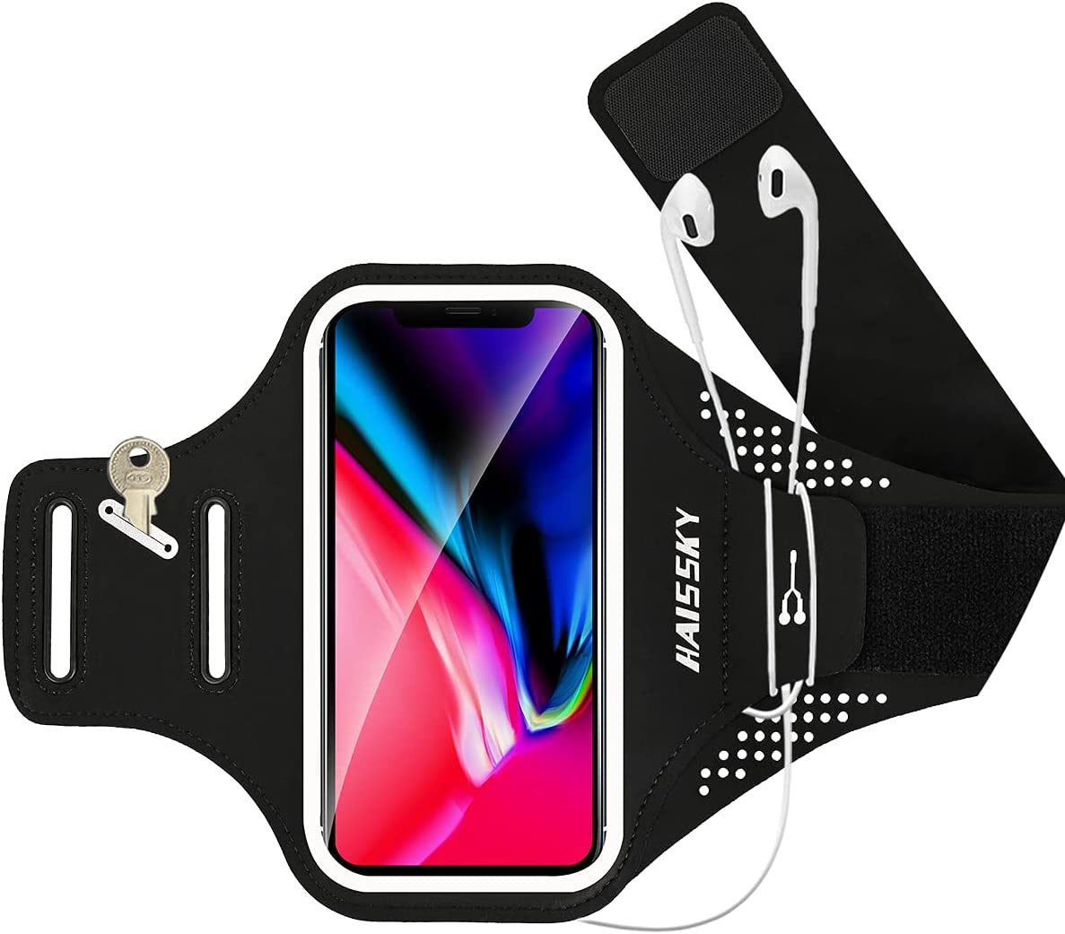 GUZACK Cell Phone Running Armband 12 iPhone Holder OFFicial mail Time sale order Pro for