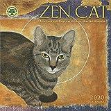 CAL-ZEN CAT 2020 WALL CAL