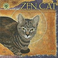 Zen Cat 2020 Calendar