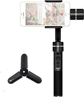FeiyuTech SPG 3軸手持ちジンバル スマート垂直モード iPhone GoPro HEROに対応 360°カメラ旋回操作対応