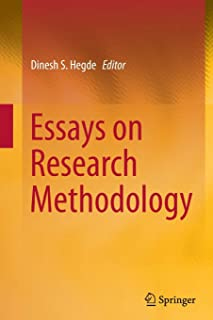 Essays on Research Methodology