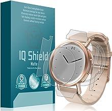 IQ Shield Matte Full Body Skin Compatible with Misfit Path + Anti-Glare (Full Coverage) Screen Protector and Anti-Bubble Film