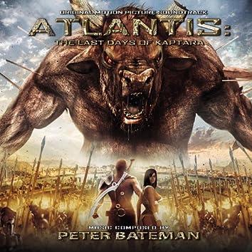 Atlantis: The Last Days of Kaptara (Original Motion Picture Soundtrack)