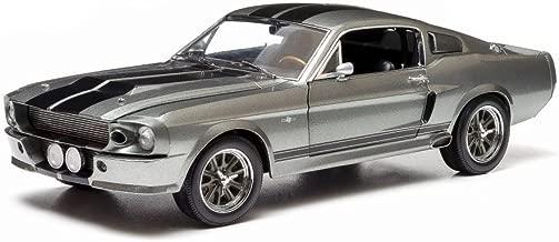 GFLD Simulation en Alliage 1:43 Mod/èle de Voiture D/écoration 1965 Ford Mustang GT 350H Vintage Classique Ca