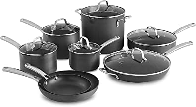 Best calphalon classic nonstick cookware set Reviews