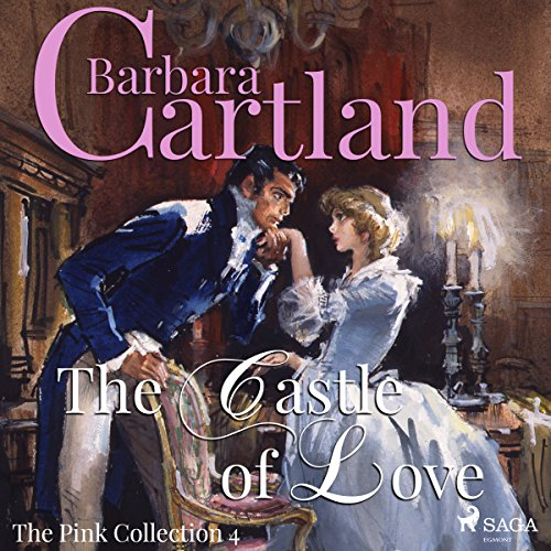 The Castle of Love audiobook cover art