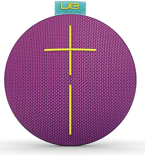Ultimate Ears ROLL 2 Plum Wireless Portable Bluetooth Speaker (Waterproof) (2016)