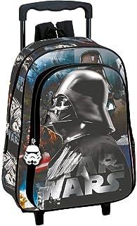 Star Wars Lord MO54484 - Mochila infantil con carro 29 cm