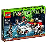 LEGO - Ghostbusters - New 2016 Movie Ecto 1&2-556 Pcs - Age 8-14 - 75828