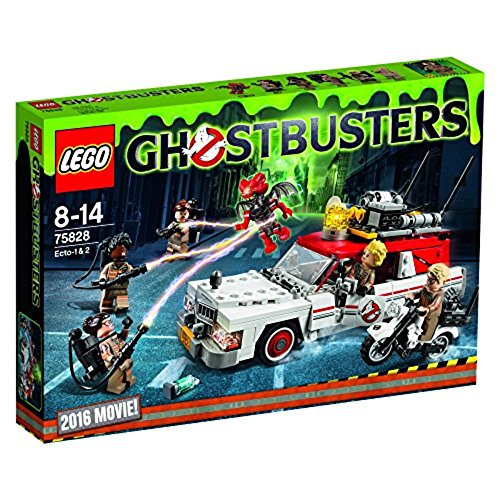 LEGO Ghostbusters Ecto-1 & 2 - Juegos de construcción