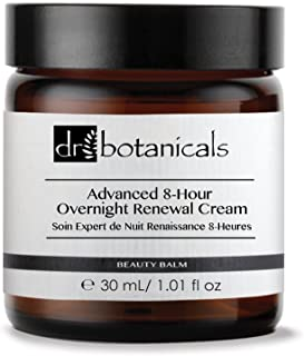 Dr Botanicals Advanced 8-Hour Overnight Renewal Cream,30 Gram