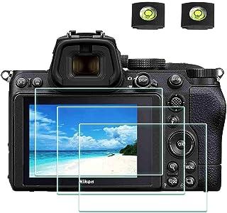 Z5 Ochraniacz ekranu do aparatu cyfrowego Nikon Z 5 Z5 bez lustra i osłona na gorące buty, ULBTER 0,3 mm twardość 9H szkło...