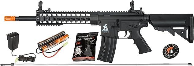"LANCER TACTICAL Gen 2 LT-19 Carbine 10"" AEG Electric Automatic Aerosoft Gun"