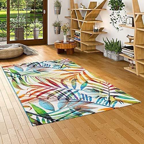 NTMD Quadratischer Teppich Plus Teppich Teppiche for Schlafzimmer Flauschigen Teppich Webpelz...