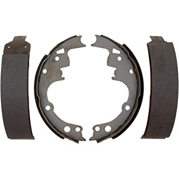 Rear Wagner Z589 Brake Shoe Set