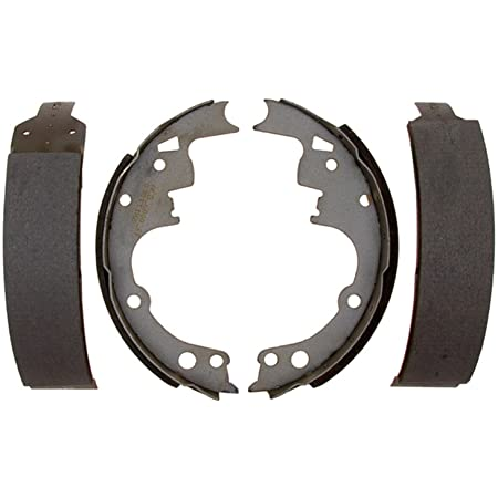 Wagner PAB618R Riveted Brake Shoe Set