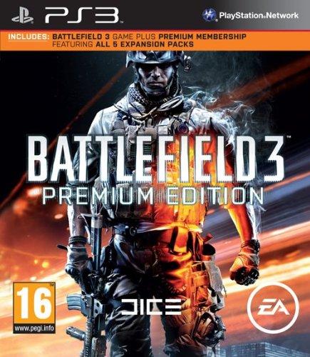 Battlefield 3 Premium Edition [Importación inglesa]