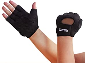 Riiya Sport Gloves Unisex Fitness Exercise Workout Weight Lifting Gloves for Gym Training
