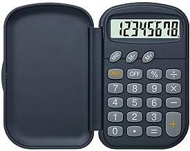 $33 » Electronics Black Calculator Desktop Portable Flip Scientific Calculator Student Office Financial 12-Digit Display Calcula...