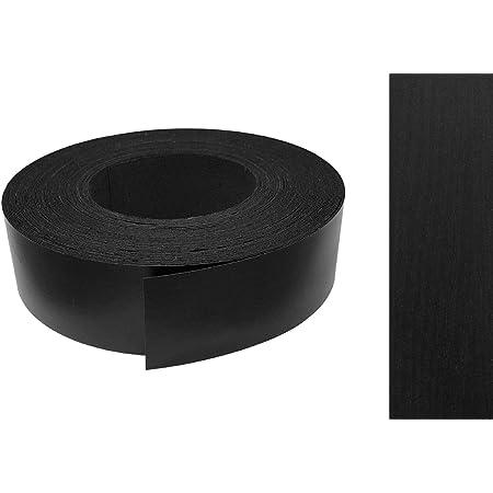 d/écor cuit /à la vapeur de h/être Bande de placage M/élamine 45 mm x 5 m avec colle thermo-fusible