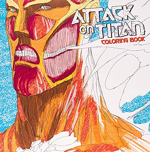 attack on titan drawing book - 2
