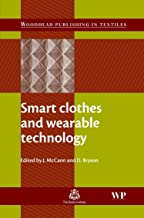 Smart Clothes and Wearable Technology (Woodhead Publishing Series in Textiles)