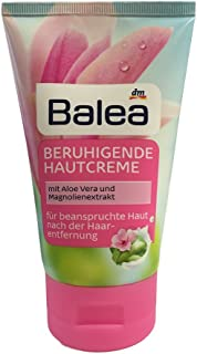 Balea Beruhigende Hautcreme mit Aloe Vera und Magnolienextrakt 125ml Tube