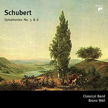 Schubert: Sinfonien Nr. 5 & 6